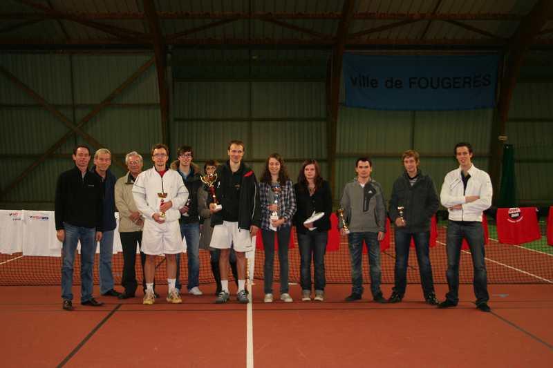Finale tournoi 2010
