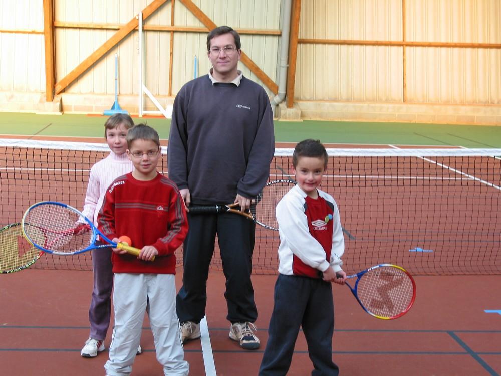 Photo : mini Tennis - 2008-2009