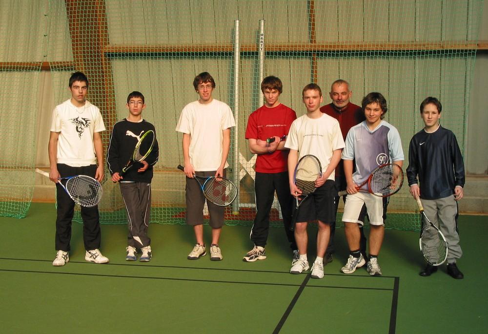 Photo : école jeunes samedi matin 9h - 2008-2009