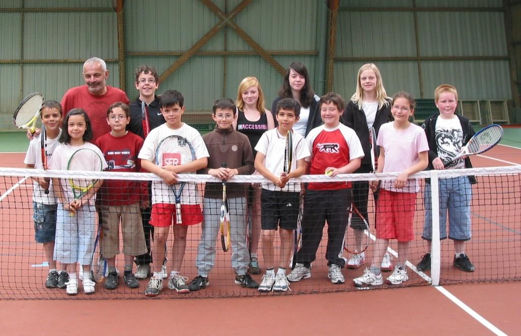 Photo : école jeunes samedi matin 11h - 2008-2009