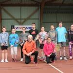 stage jeunes compétiteurs des vacances avril 2016